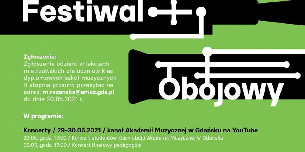 International Oboe Festival in Gdansk