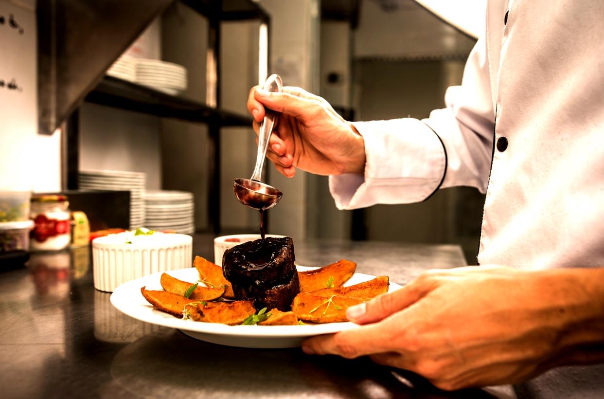 Chef na Cozinha