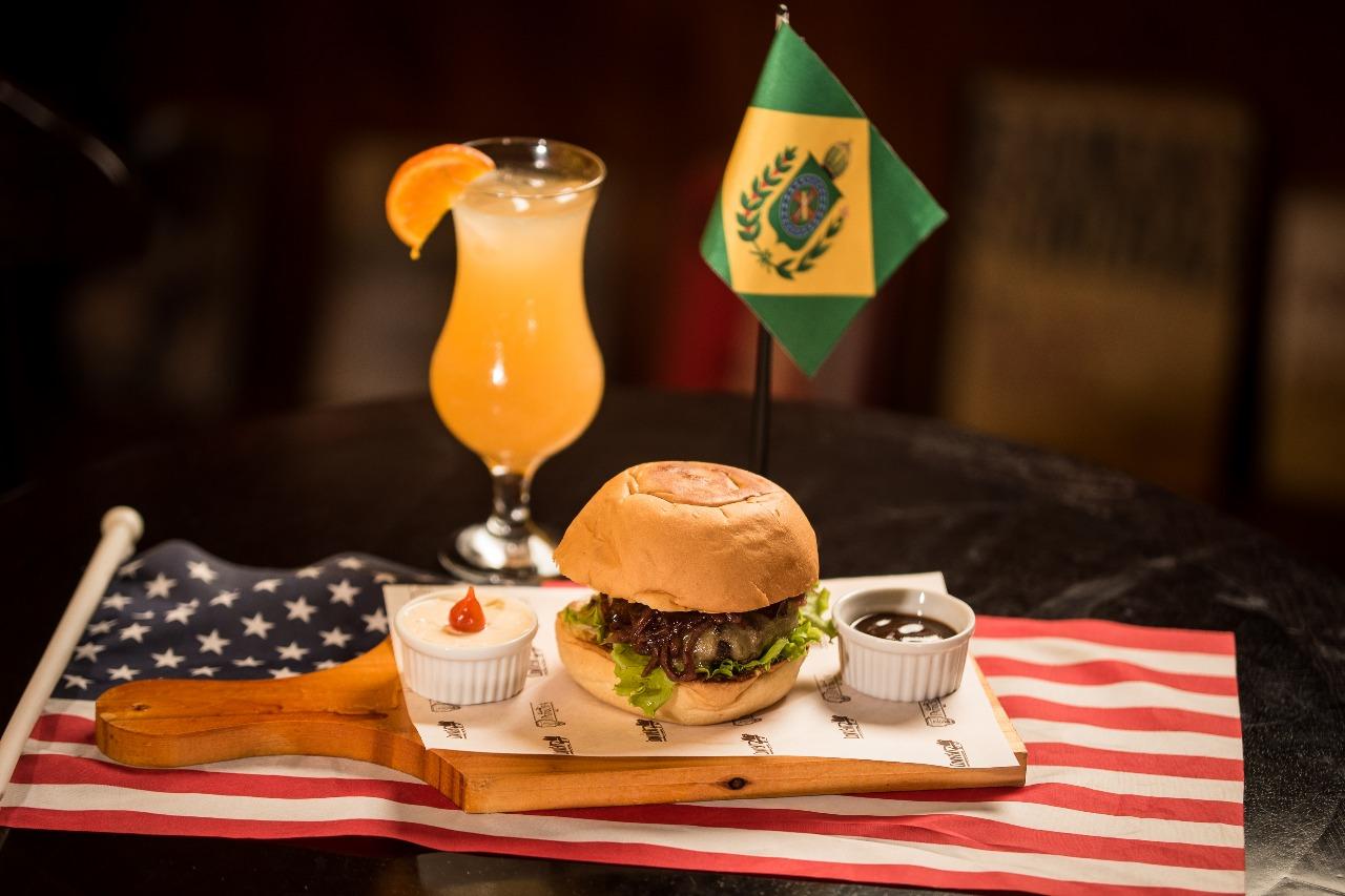 Monroe Burger