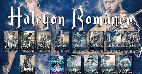 Halcyon Romance Series