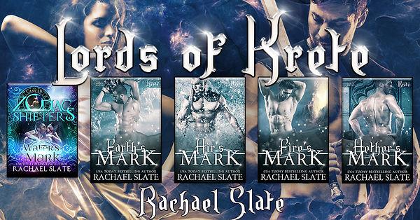 Lords of Krete Series