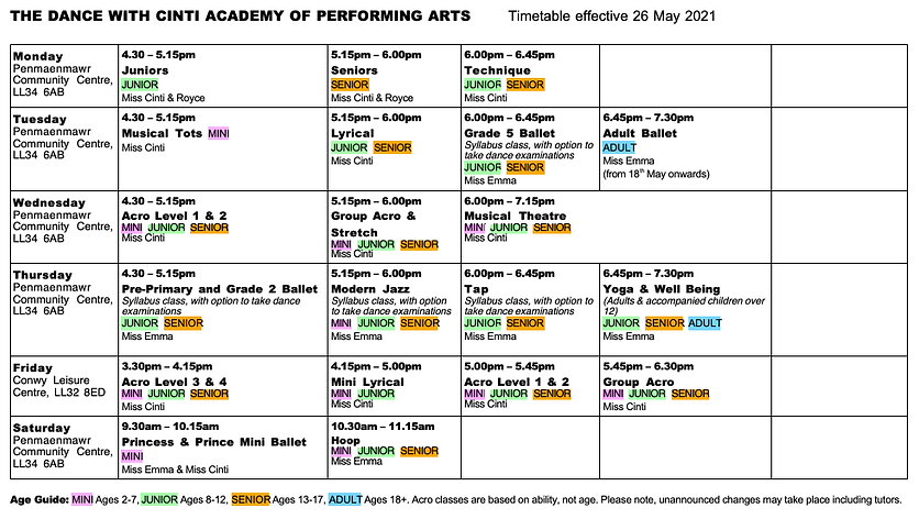 Timetable effective 26 May 2021.png