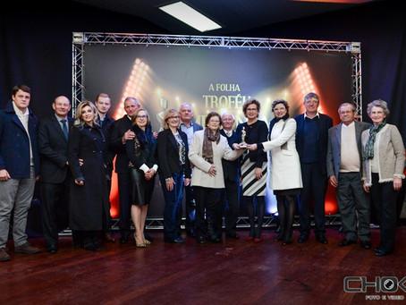 Associação Holandesa é agraciada com Troféu Imprensa 2019