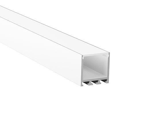 A 2525 Aluminum LED Strip Channel