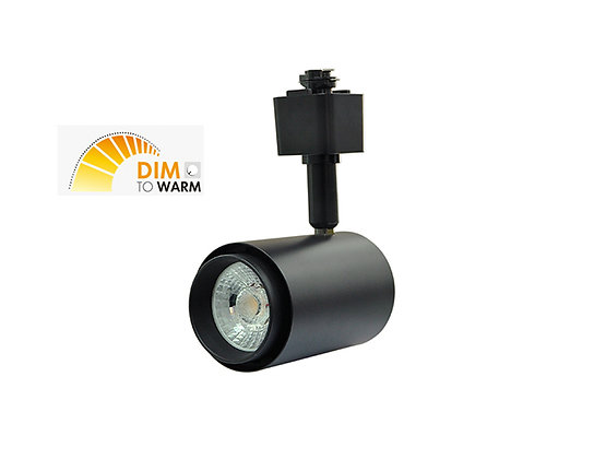 LED Track Light - Dim to Warm 10W