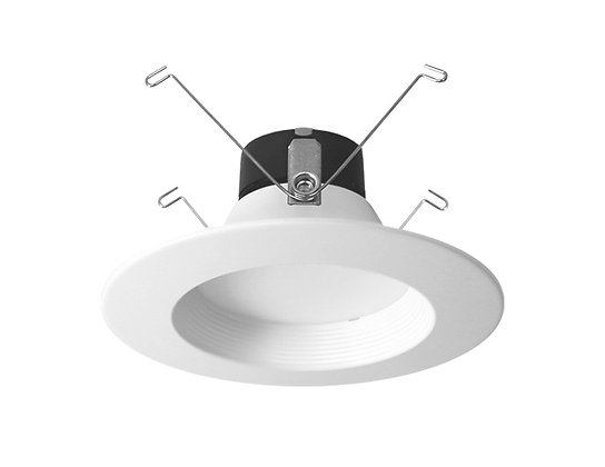 LED Retrofit Recessed Downlight with Multiple CCT - 6inch