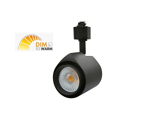 LED Track Light - Dim to Warm 14W