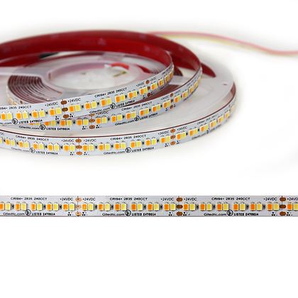 LED strip Tunable White 2835-240-1800K~6500K, 1200LED