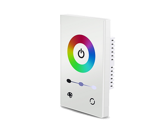 RGB Wall Mount Controller 1Z for Color LEDs