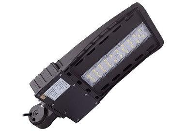 Outdoor Parking Lots Shoebox LED Light 100W