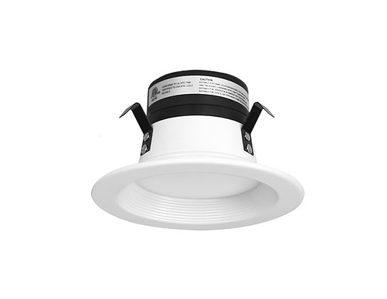 LED Retrofit Recessed Downlight with Multiple CCT - 4inch