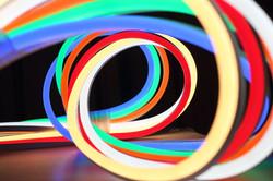 120V RGB LED Neon