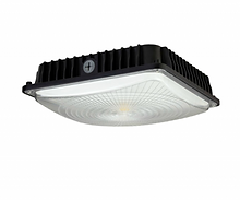 Parking Lots Slim Canopy LED Light 45W