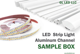 Low Voltage LED System Sample Box