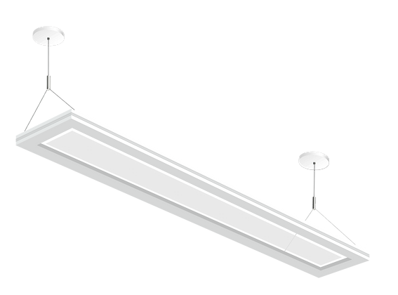 Up and Down Linear Panel Light