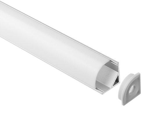 ES 1616 Aluminum LED Strip Channel