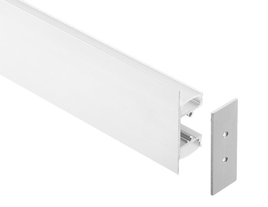 GL 050 Aluminum LED Strip Channel