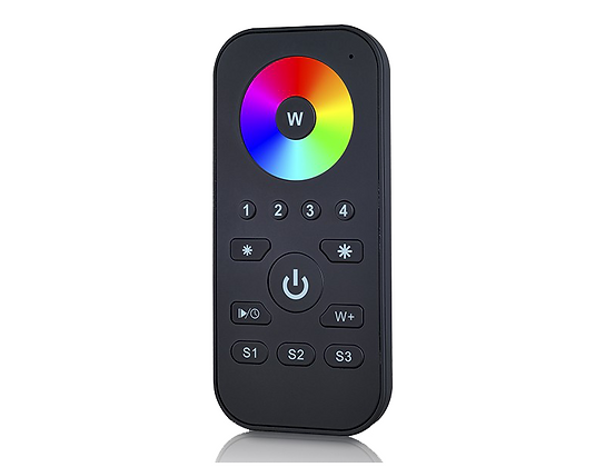 Wireless RF RGBW Remote Controller 4Z for Color LEDs