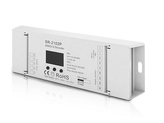DMX RGBW Decoder