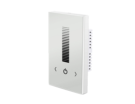 Wall Mount Dimmer/Controller 1Z for Single Color LEDs