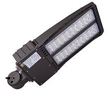 Outdoor Parking Lots Shoebox LED Light 150W