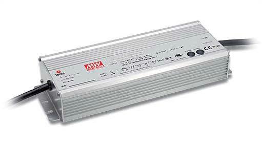 MEANWELL LED Transformer HLG-600H-24