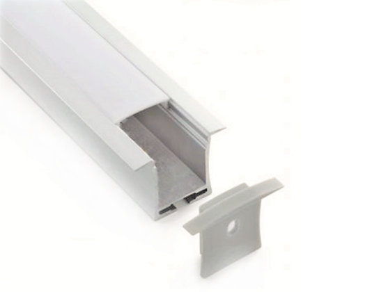 GL 031 Aluminum LED Strip Channel