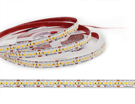 LED strip Warm White 3528-240-3200K, 1200LED