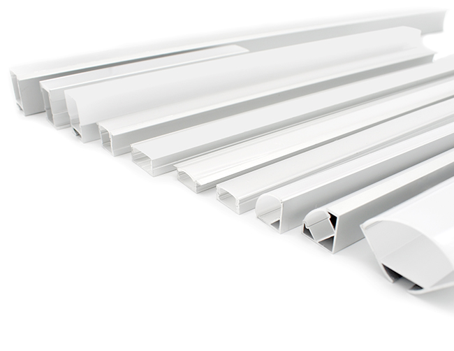 Aluminum Channel for LED Light