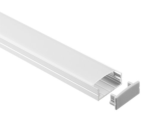 YD 2002 Aluminum LED Strip Channel