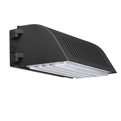 Outdoor LED Full-Cutoff Wall Pack Light 45W