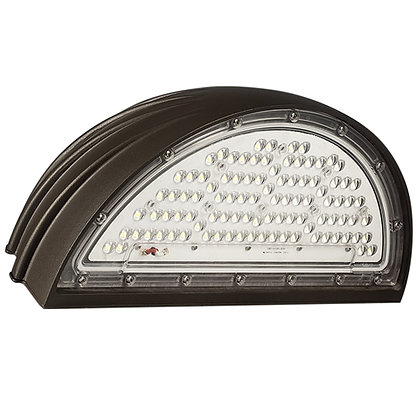 Outdoor LED Football Wall Pack Light 45W
