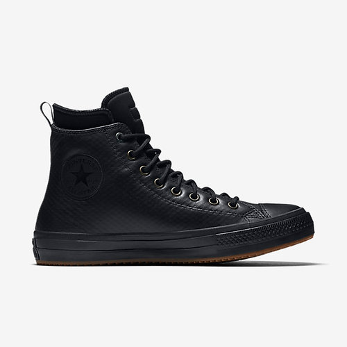 converse chuck ii waterproof mesh backed leather unisex boot