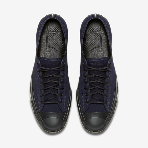 b7828243475c DON T LET RAIN STOP YOU. The Converse Jack Purcell Signature Shield Canvas  ...