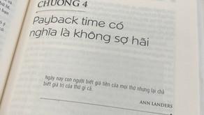PAYBACK TIME - CÓ NGHĨA LÀ KHÔNG SỢ HÃI