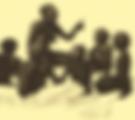 Storytellin for children - Tuup's logo