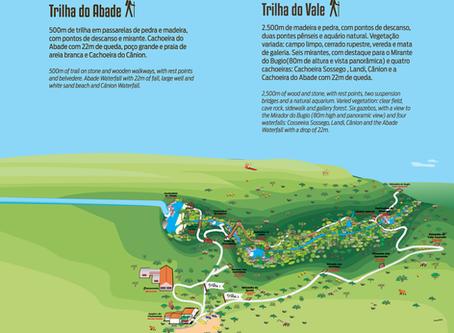 Cachoeira do Abade: a Trilha do Vale está aberta novamente