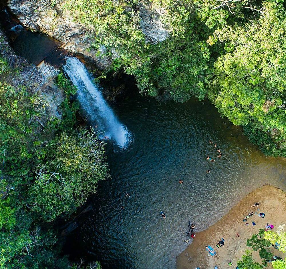 Qual valor do ingresso da Cachoeira do Abade, Pirenopolis
