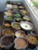 buffet a votande aos finais de semana cachoeira abae restaurante