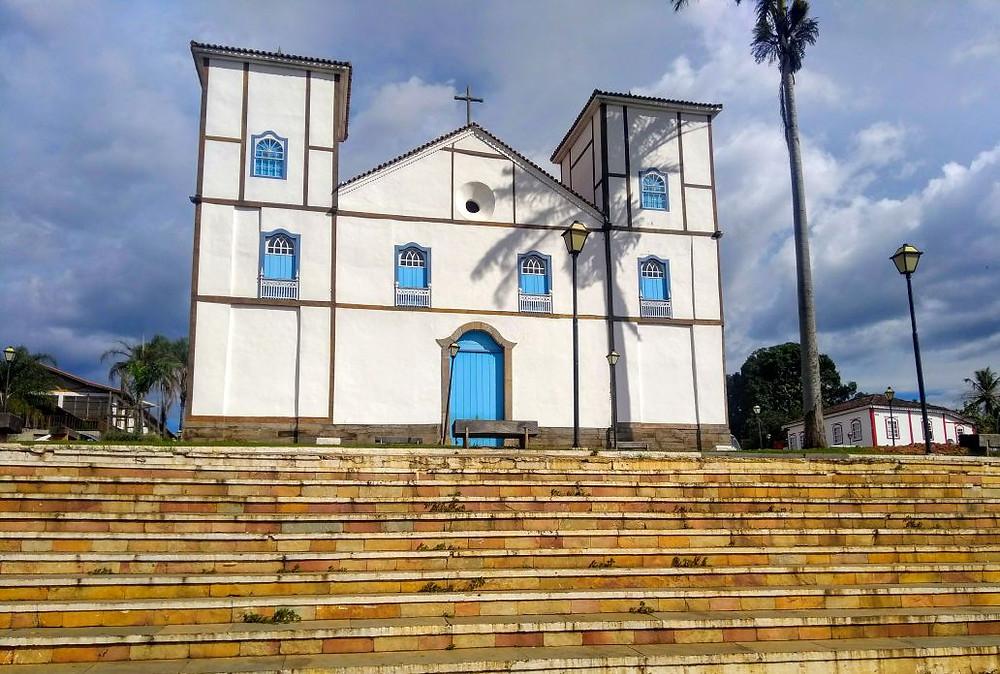 Igreja Matriz de Pirenópolis, go. Cachoeira Abade pirenopolis, go