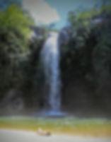 4 cachoeiras fazem parte da Reseva do Abade