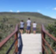 Mirante das Andorinhs na Cachoeira do Abade, Trilha do Abade, Trlhas, Mirantes, Natureza, Pirenópolis