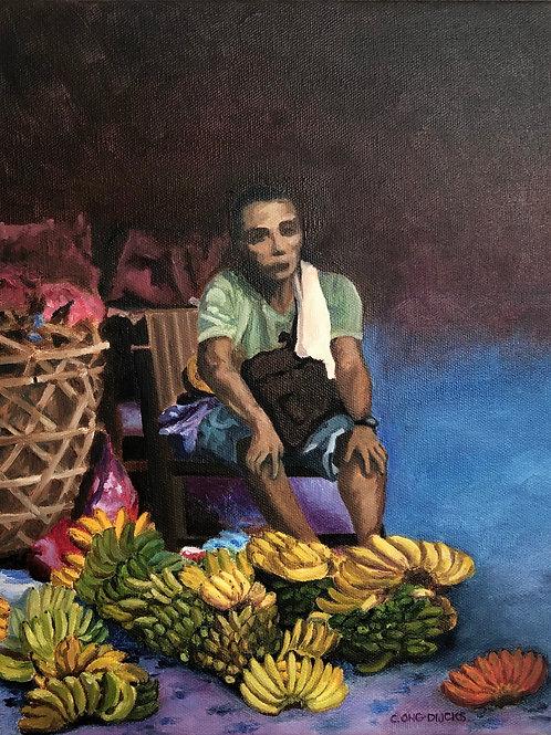 The Banana Vendor