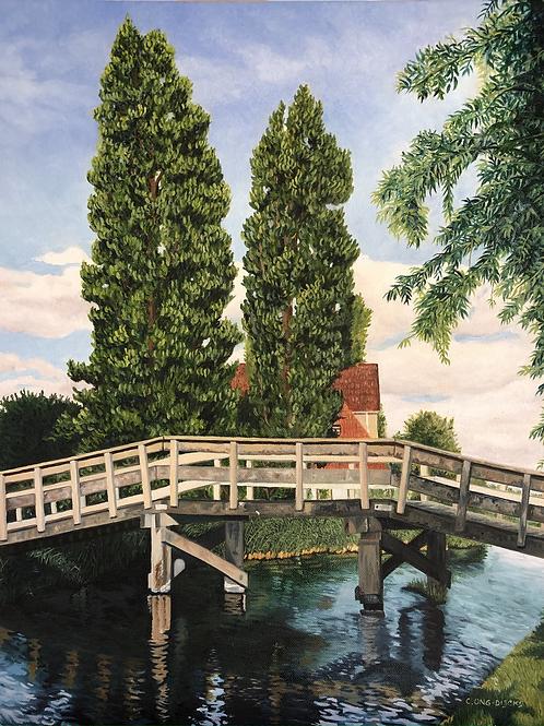 The Bridge at Makkum