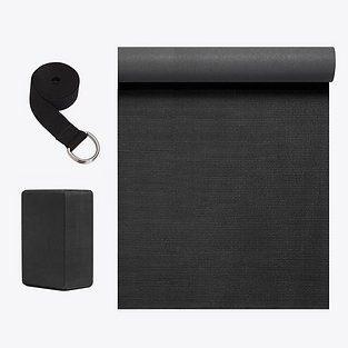 Kit Yoga Black