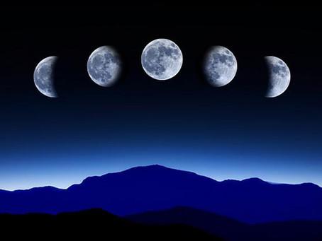 Yoga e as fases da lua: o que você precisa saber