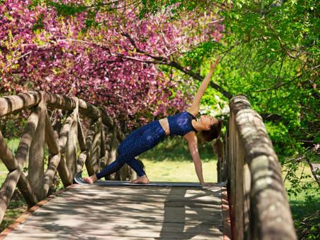 Yoga na Primavera: poses e alimentos da estação