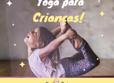 7 Benefícios da yoga para crianças