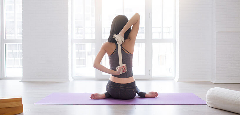 acessórios para yoga