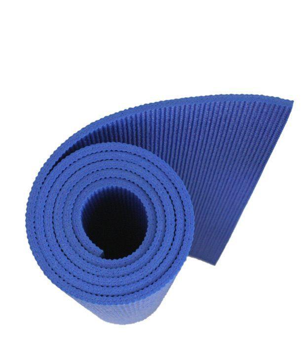 Tapete de yoga materiais
